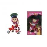 кукла Simba Маша в фуражке с велосипедом (24722)