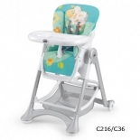 стульчик для кормления Cam Campione С216/С36 с овечкой