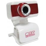 web-камера CBR CW 832M, красная