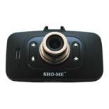 автомобильный видеорегистратор Sho-Me HD-8000SX черный
