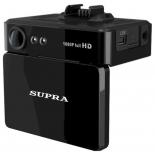 автомобильный видеорегистратор Supra SCR-888 Black