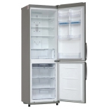холодильник с нижней морозильной камерой LG GA-E409ULQA