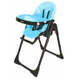стульчик для кормления Ivolia Hope 01 голубой