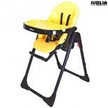 стульчик для кормления Ivolia Hope 01 желтый