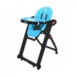 стульчик для кормления Ivolia Love 02 голубой