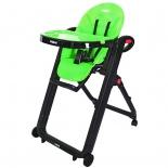 стульчик для кормления Ivolia Love 02 зеленый