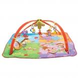 детский коврик Tiny Love Разноцветное сафари (развивающий)