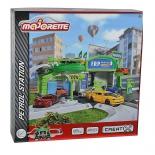 набор игровой для игры на улице Majorette Заправочная станция Creatix (24305)