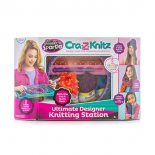 набор для рукоделия детский Cra-Z-Knitz Вязальная станция большая