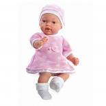 кукла Arias в розовой одежде (платье и шапочка)