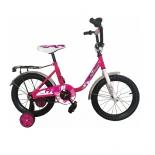 велосипед RT XB1403 Мультяшки 14 1s, розовый