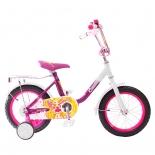 велосипед RT KG1417 BA Camilla 14 1s,  розовый
