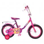 велосипед RT KG1417 BA Camilla 14 1s, фиолетовый