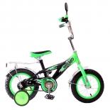 велосипед RT BA Hot-Rod 12 KG1206, зеленый