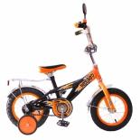 велосипед  RT BA Hot-Rod 12  KG1206, оранжевый