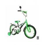 велосипед RT BA Hot-Rod KG1606 16 1s, зелёный