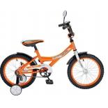 велосипед RT BA Wily Rocket KG1208 12 1s, оранжевый