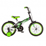 велосипед RT KG1210 BA Sharp 12 1s, зеленый