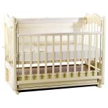 детская кроватка Ведрусс Милена, слоновая кость