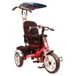 Трехколесный велосипед Liko Baby LB-778, красный