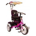 Трехколесный велосипед Liko Baby LB-778, розовый