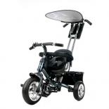 Трехколесный велосипед Liko Baby LB-772, чёрный