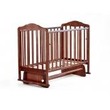 детская кроватка СКВ-Компани  Берёзка 12400, орех