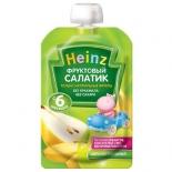 пюре Heinz, фруктовый салатик (6 мес.)