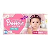 подгузник Beffy's extra dry д/девочек М 5-10кг/44шт