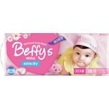 подгузник Beffy's extra dry д/девочек L 9-14кг/38шт