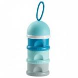 контейнер для продуктов Beaba Stacked formula milk container Голубой