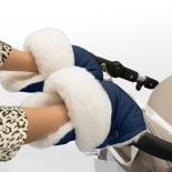 аксессуар к коляске Муфта - рукавички Esspero Christer синяя