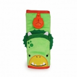 аксессуар к автокреслу Trunki Seatbelt Pad накладка-чехол динозавр