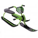 снегокат Snow Moto SnowRunner SR1 зеленый