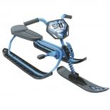 снегокат Snow Moto SnowRunner SR1 голубой