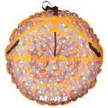 тюбинг Mars D90 см (надувные санки) Конфеты