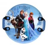 ледянка Disney Холодное Сердце 52 см,  круглая