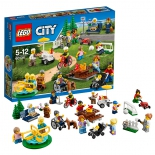 конструктор LEGO City Город Праздник в парке