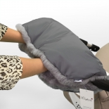 аксессуар к коляске Муфта для рук Esspero Solana Серая