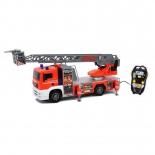 радиоуправляемая модель Пожарная машина (многофункциональная) Dickie