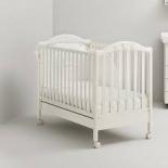 детская кроватка Mibb Scintilla слоновая кость