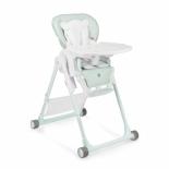 стульчик для кормления Happy Baby William V2 голубой