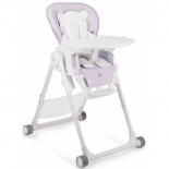 стульчик для кормления Happy Baby William V2 сиреневый