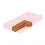 матрас для детской кроватки BamBola Coir Light 12