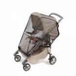 аксессуар к коляске Москитная сетка Bambola, на молнии (черная)