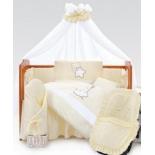 аксессуар к детской кроватке Tuttolina Belino Комплект 6 предметов бежевый