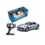 радиоуправляемая модель 1 Toy Top Gear Mercedes Benz SLS Серебристый (1:14)
