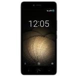 смартфон BQ Aquaris U Lite 2/16Gb, темно-серый/черный
