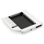 корпус для жесткого диска Контейнер AgeStar SSMR2S (mini SATA DVD slim для SATA HDD 2.5'')