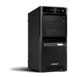 корпус Crown ATX CMC-SM164 black 500W